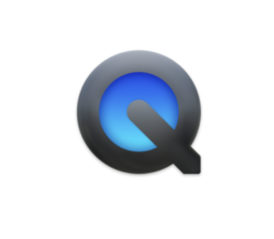 QuickTime Player、録画